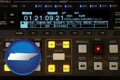 tennessee a videotape editing console